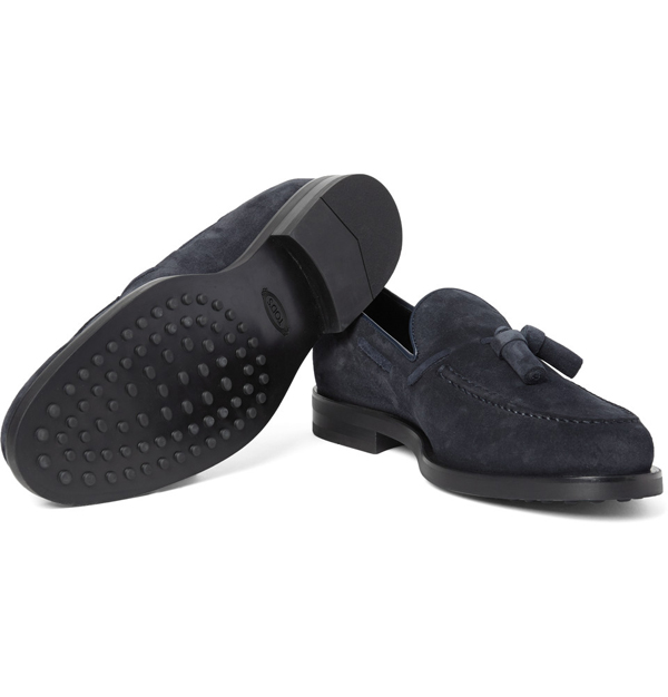 giày nam đẹp Loafers của Tod's - elle man