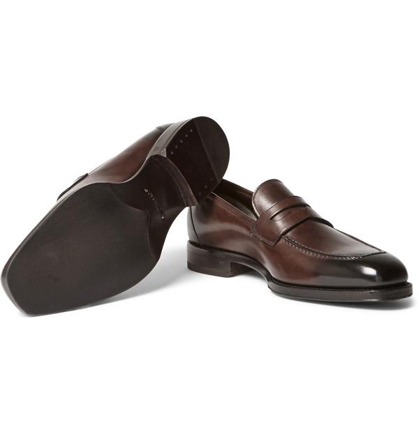 giày nam đẹp Loafers của Tom Ford - elle man