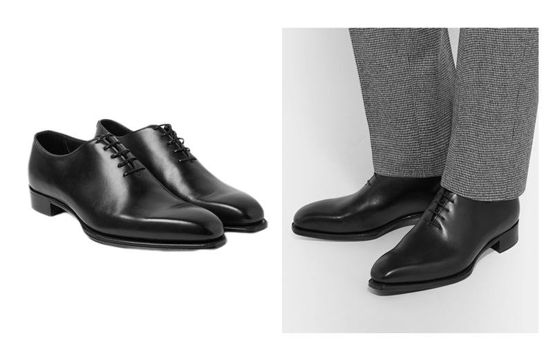 giày nam đẹp Oxford của Kingsman