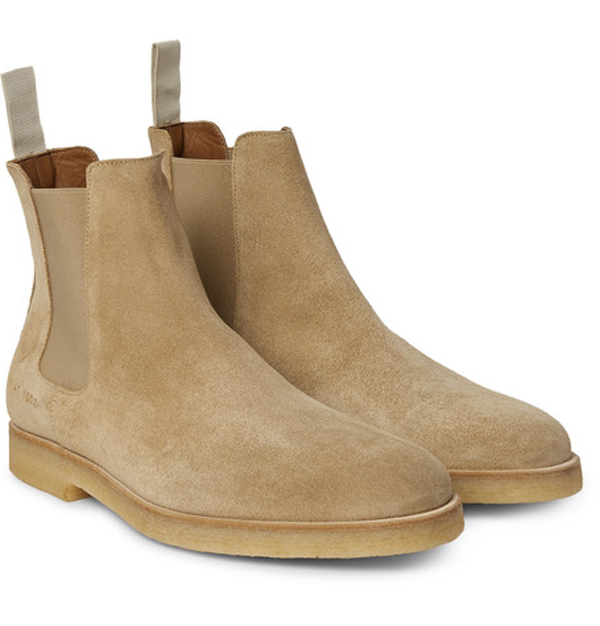 giày nam đẹp bốt Common Projects - elle man