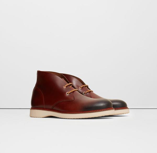 giày nam đẹp bốt Mango - elle man