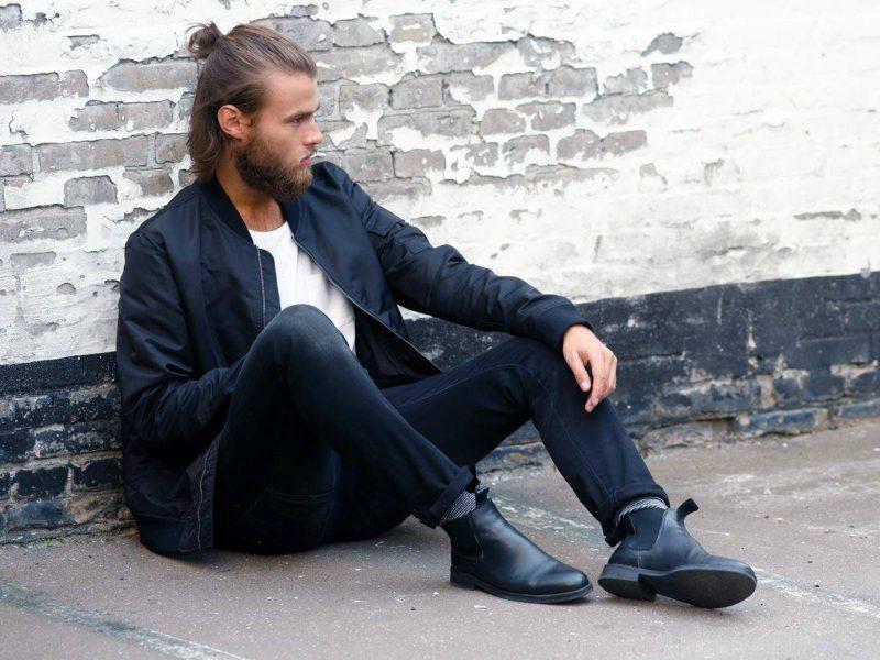 giày nam đẹp Bốt - elle man
