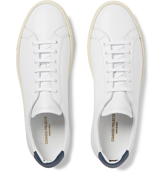 giày nam đẹp sneakers của Common Projects - elle man