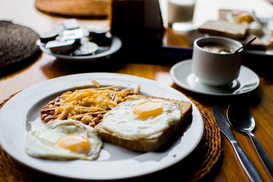 thực phẩm dinh dưỡng - trứng - elle man
