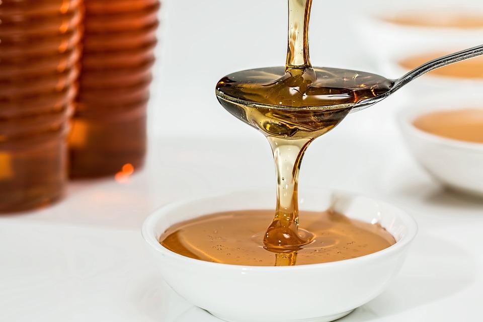 thực phẩm dinh dưỡng - mật ong - elle man