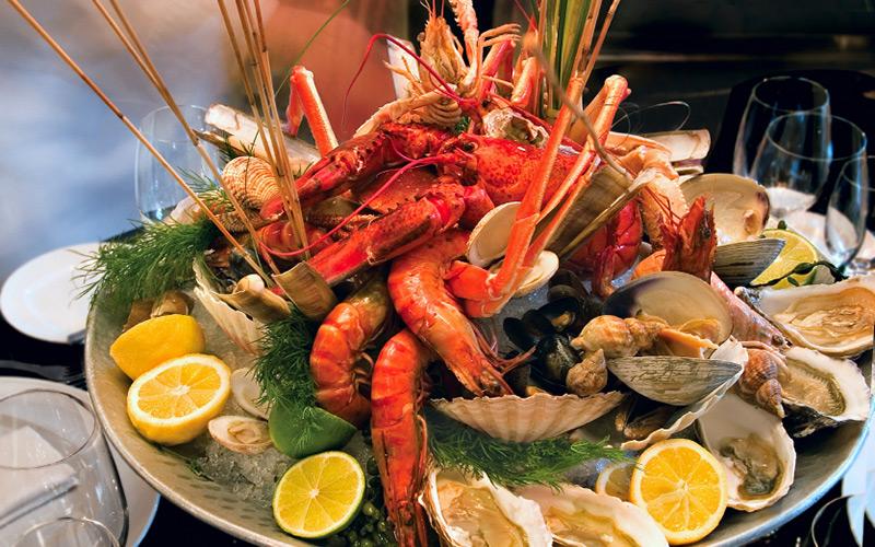 thực phẩm dinh dưỡng - hải sản - elle man