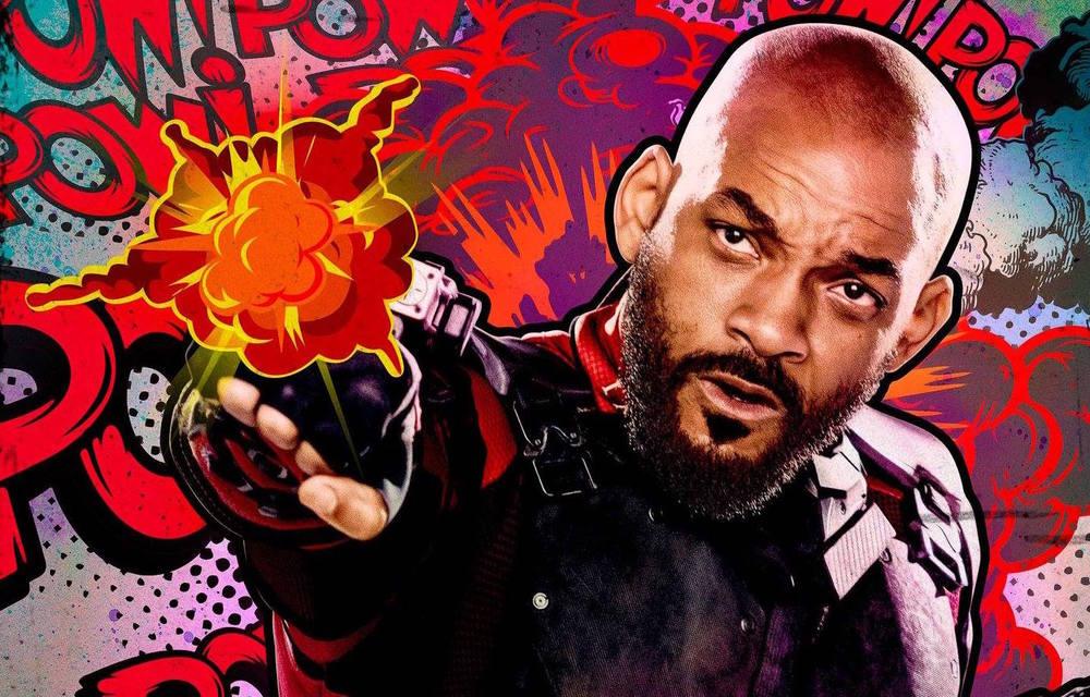 Nhờ những bài tập như vậy, Will Smith mới có được thể hình săn chắc trong Suicide Squad