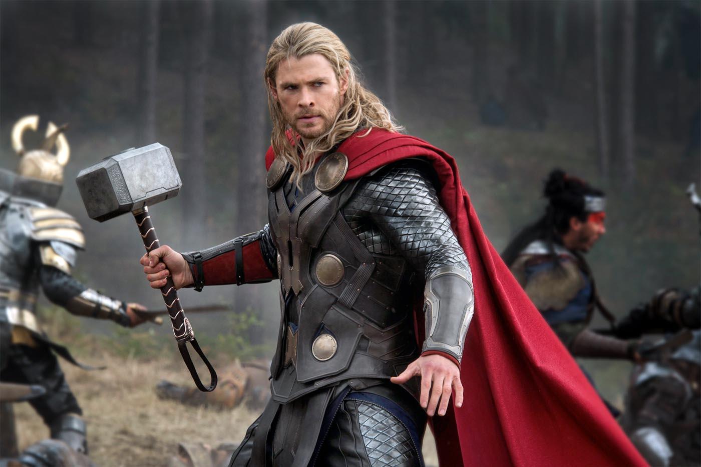huấn luyện viên thể hình - Thor - elle man