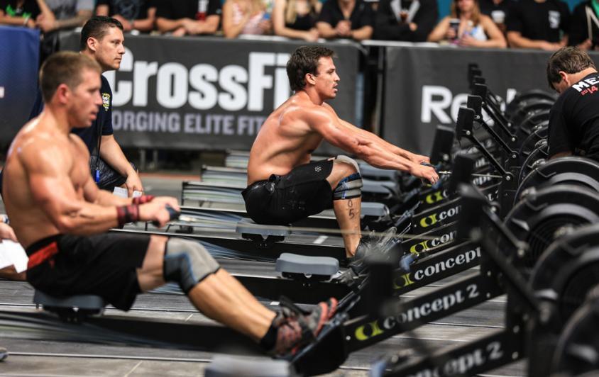 huấn luyện viên thể hình - rowing machines - elle man
