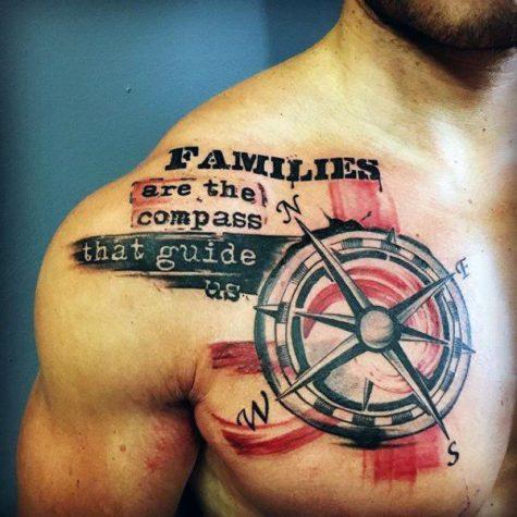 Gia đình là la bàn dẫn dắt chúng ta