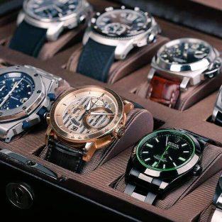Đồng hồ đeo tay hạng sang: Đồng phục của các sếp lớn