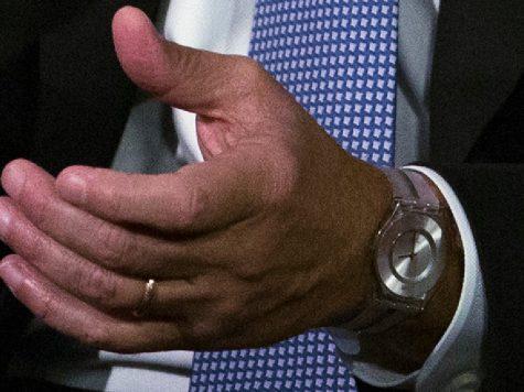 Đồng hồ Swatch của Lloyd Blankein