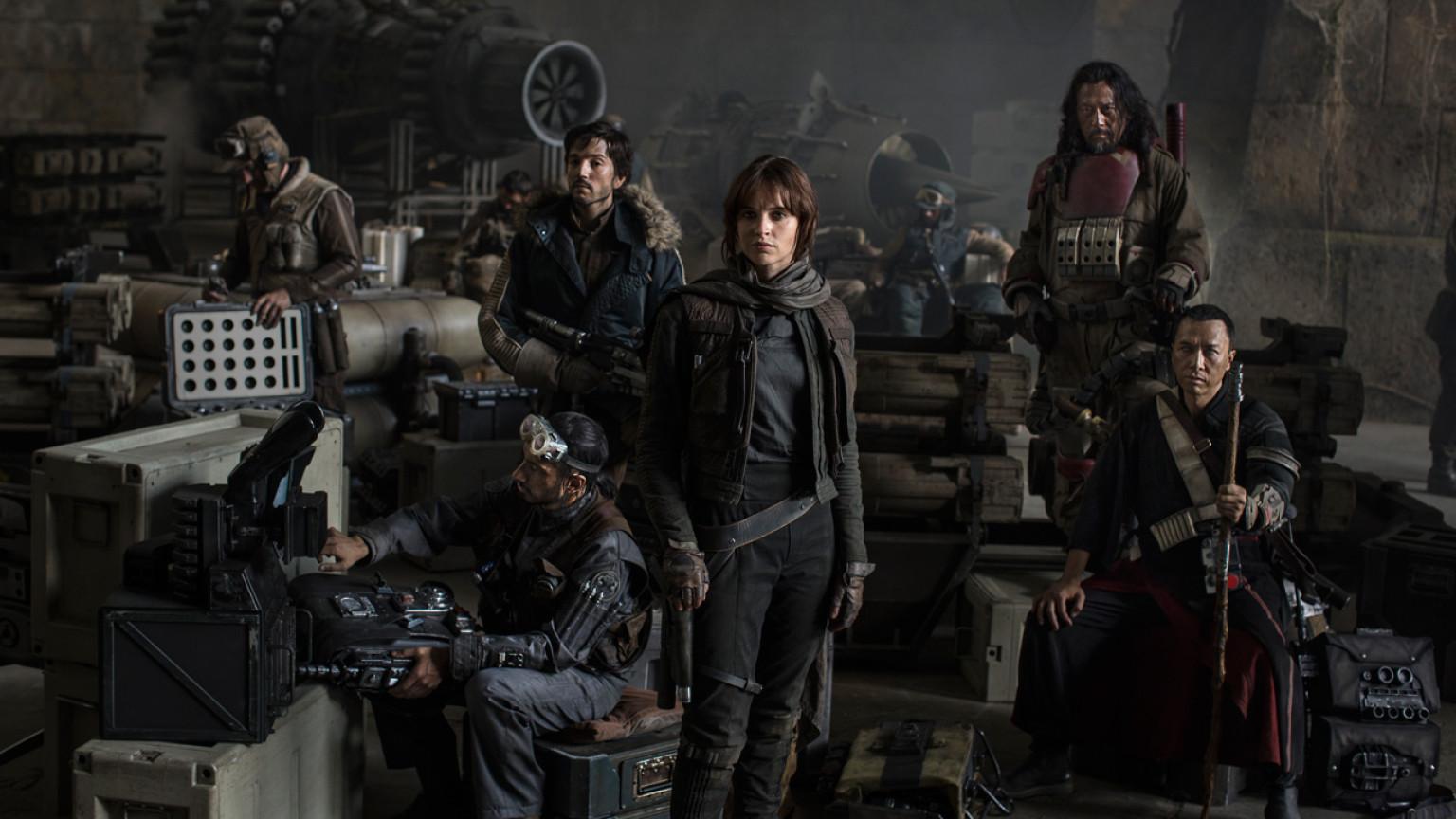 Phim chiếu rạp tháng 12: Star Wars ngoại truyện
