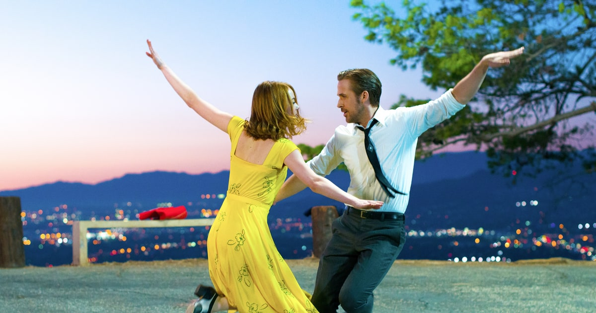 Phim chiếu rạp tháng 12: La La La Land