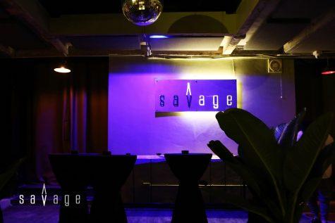 Savage Lounge là nơi mà nghệ thuật pha chế được đưa lên hàng đầu kết hợp với không gian độc đáo.