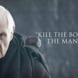 Game of Thrones: 3 lời dạy thông thái của Đại học sĩ Aemon