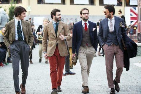 Cách phối quần áo cho chàng trai có chiều cao khiêm tốn