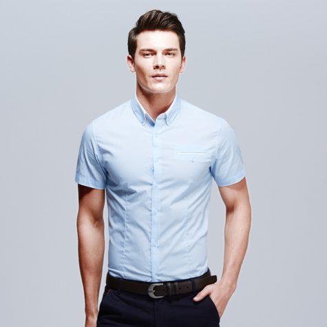 Cách phối quần áo: fit shirt