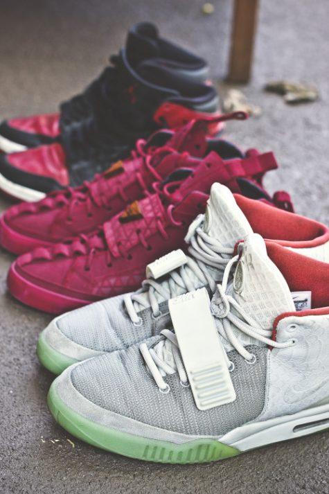 Ý tưởng quà Giáng Sinh dành tặng người thân: giày thể thao
