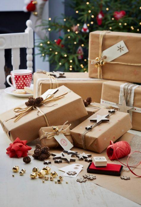 Ý tưởng quà Giáng Sinh dành tặng người thân: hộp quà