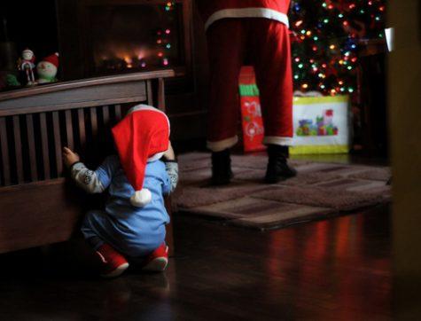 Ý tưởng quà Giáng Sinh dành tặng người thân: em bé