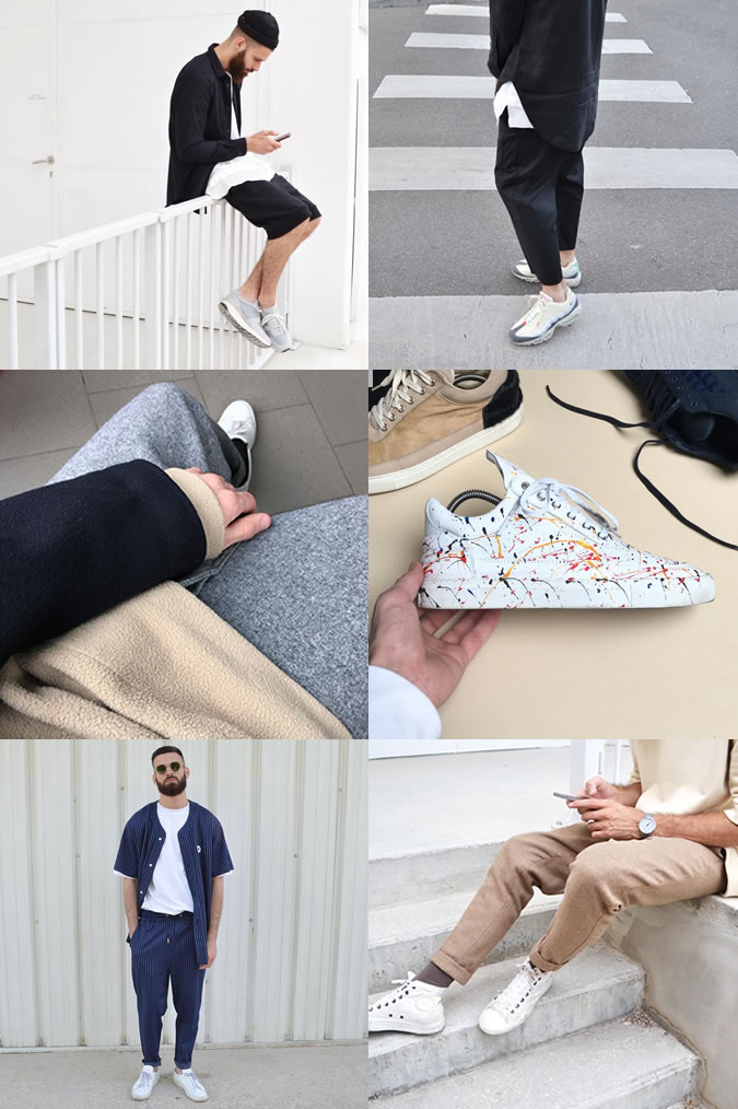 nhà thiết kế thời trang - Alkarus - elle man