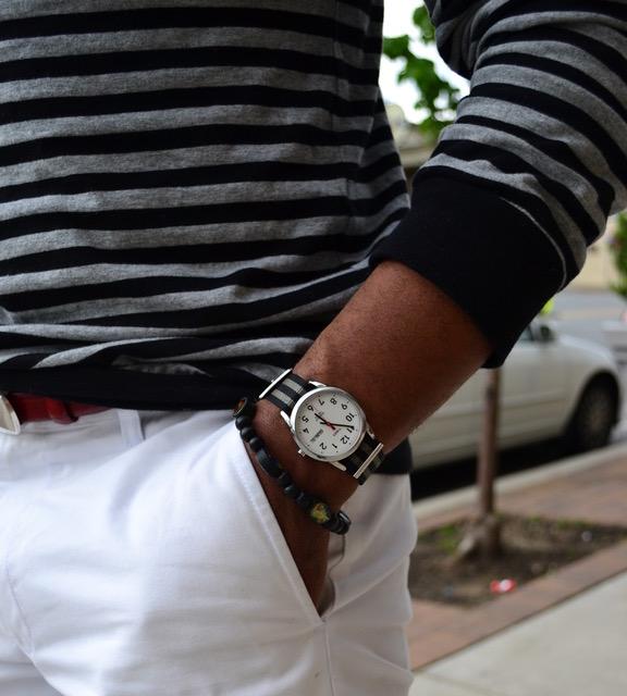 đồng hồ nam Timex - elle man