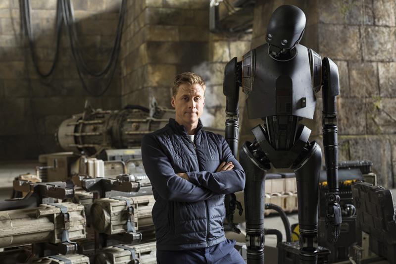 Star Wars: Rogue One Rpbot K-2SO - elle man