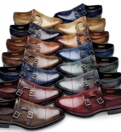 CÁch phối đồ Men Dress Shoes Colors