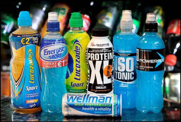 rèn luyện sức khỏe - nước uống dành cho người chơi thể thao - elle man