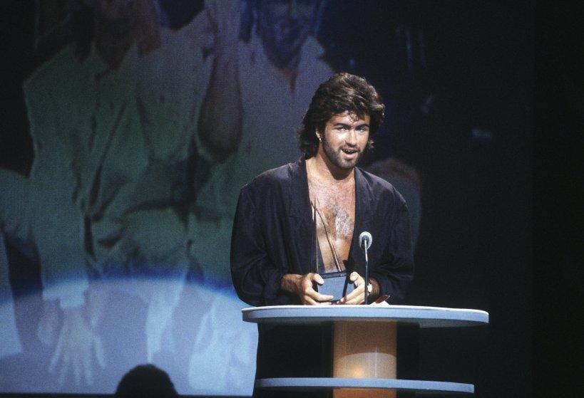 Tại American Music Awards 1986.