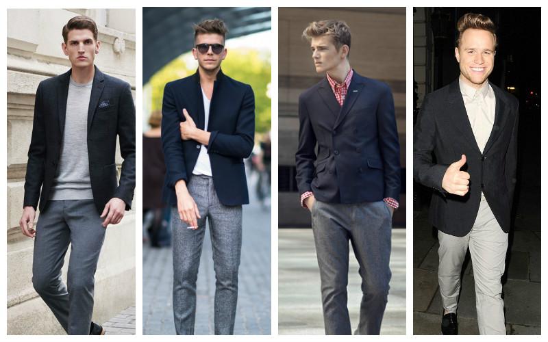 cach-phoi-quan-ao-theo-phong-cach-separates-black-blazer-grey-trousers-elle-man