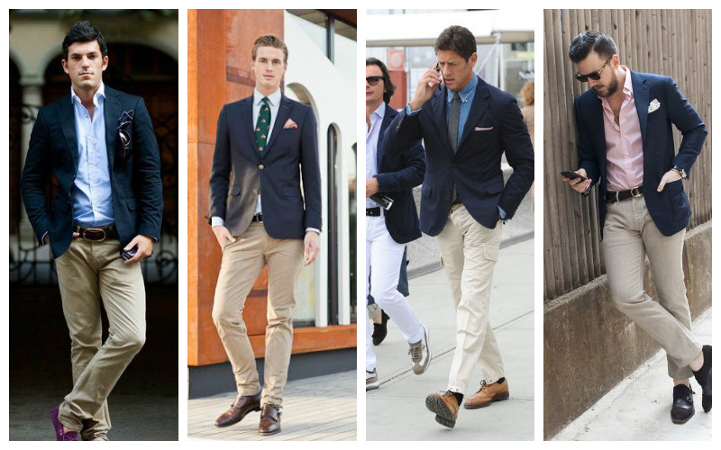 cach-phoi-quan-ao-theo-phong-cach-separates-navy-blazer-beige-trousers-elle-man