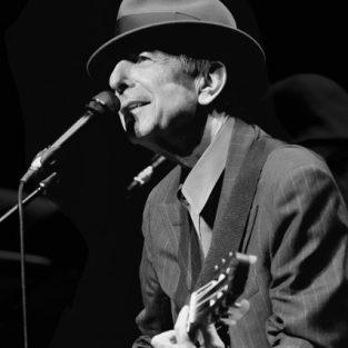 Leonard Cohen - Con người của sự đối lập