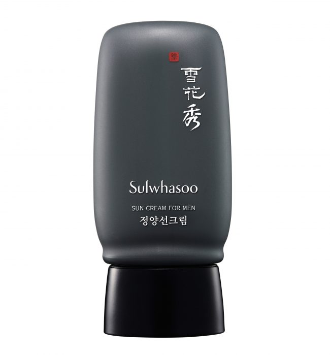 sulwhasoo - chống nắng - elle man