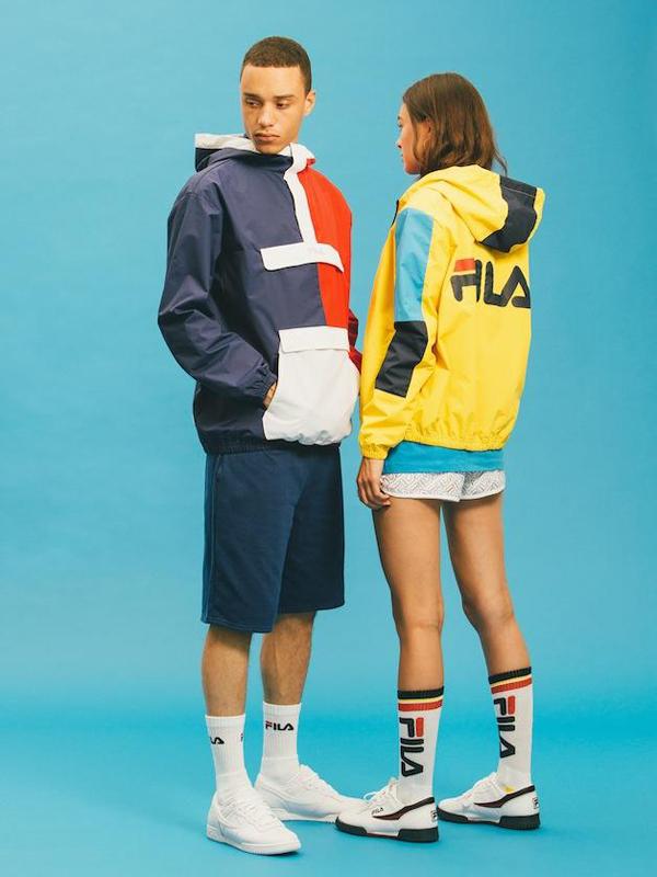 xu hướng thời trang - quần áo thể thao thập niên 90 - elle man