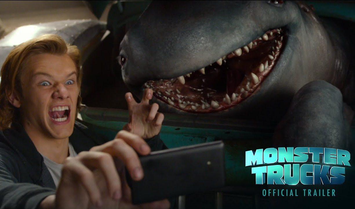 phim chiếu rạp - monster truck - elle man
