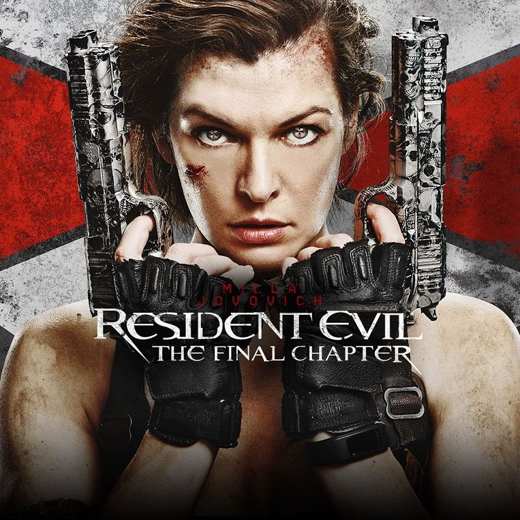 phim chiếu rạp - resident evil - elle man