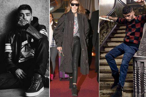 Zayn Malik ấn định thời gian ra mắt BST giày của chính mình