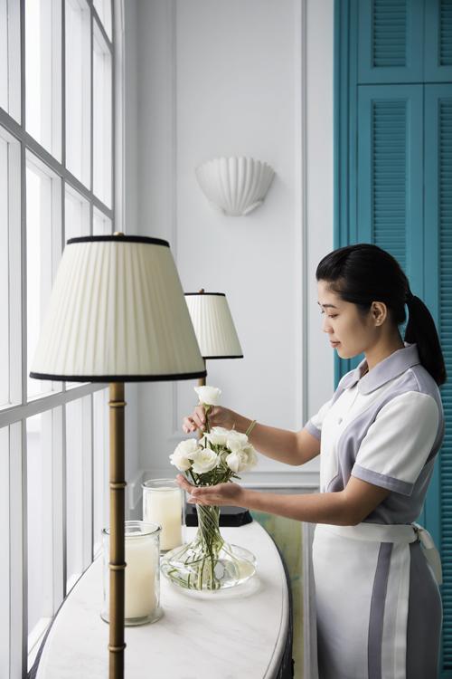 Dịch vụ housekeeping - elle man