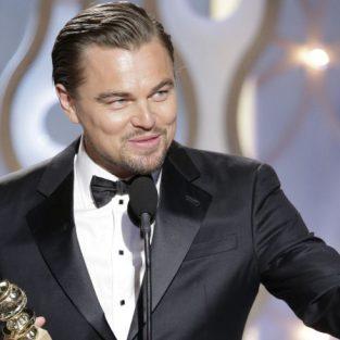 Lễ trao giải Quả cầu vàng 2017 & Leonardo DiCaprio