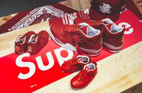 "Nike mừng Tết cổ truyền với Air Jordan 4 ""CNY"" Custom"