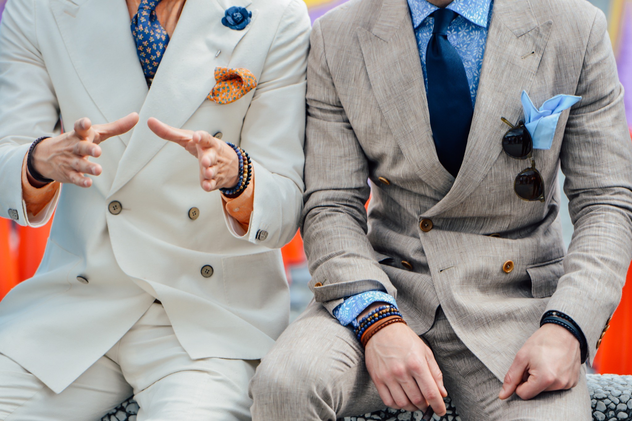 4 hoạ tiết xu hướng thời trang - neutral - elle man