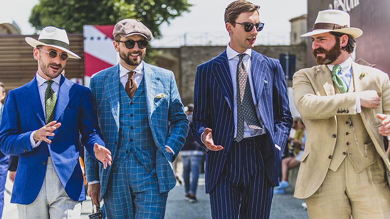 4 hoạ tiết xu hướng thời trang- stripes - elle man