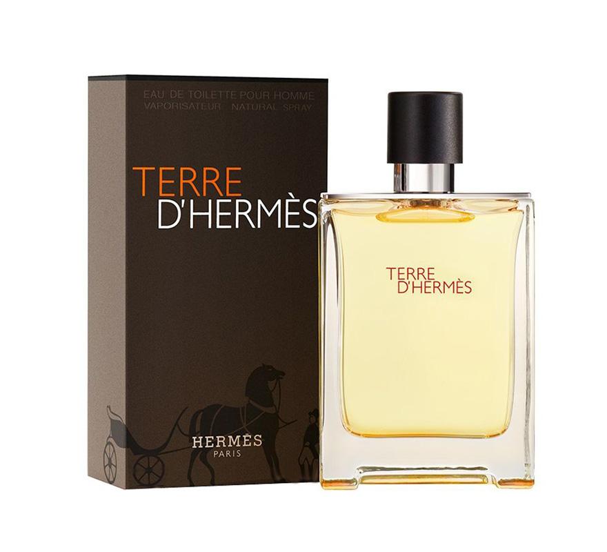 Nước hoa nam thu hút phái nữ Hermès