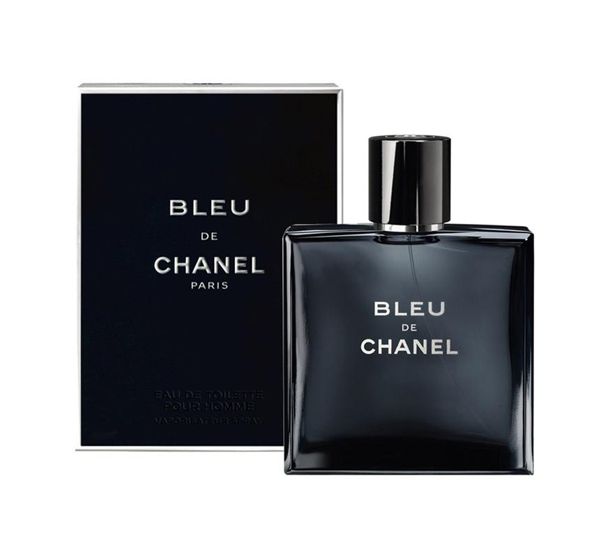 Nước hoa nam thu hút phái nữ Bleu de Chanel