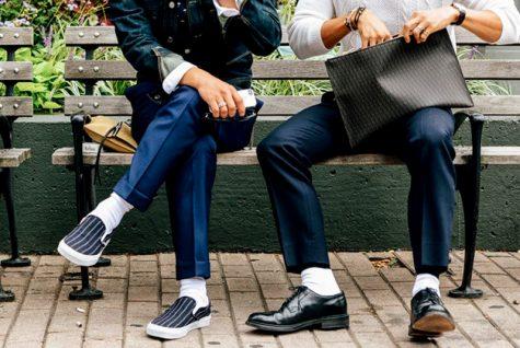 4 lý do vì sao quý ông sành điệu không nên mang tất trắng