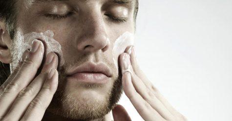 5 thói quen tất yếu trong việc chăm sóc da ở nam giới