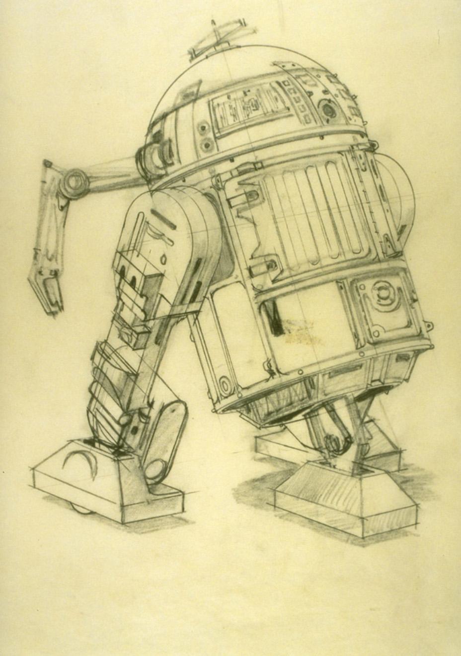 R2-D2 huyền thoại.