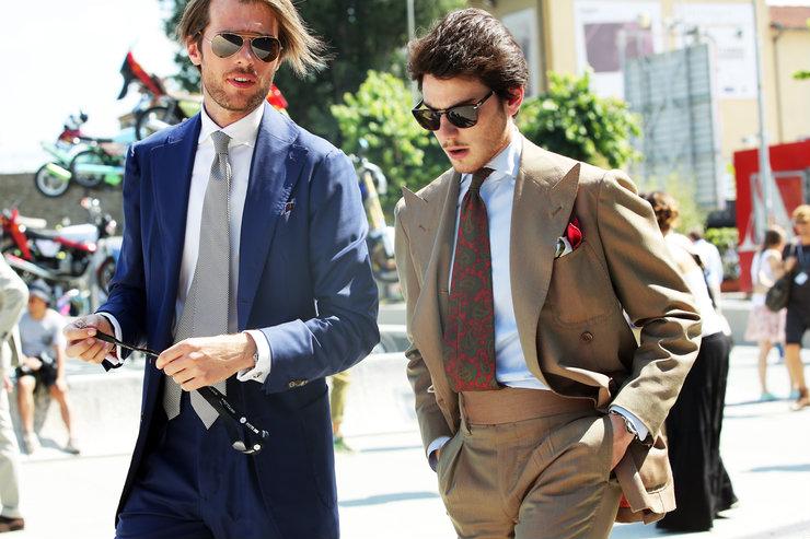 Sự thật về lãnh địa thời trang Pitti Uomo